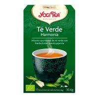 Harmony green tea - 17 sachets Yogi Organic - 1