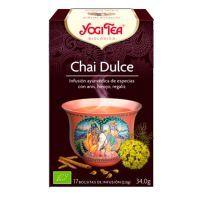 Sweet chai - 17 sachets Yogi Organic - 1