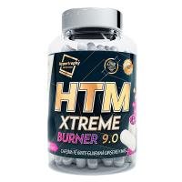 HTM Xtreme Burner 0.9 - 100 Caps Hypertrophy - 1