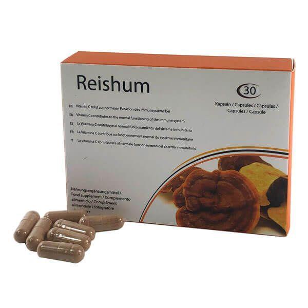 Reishium - 30 capsules 500Cosmetics - 1