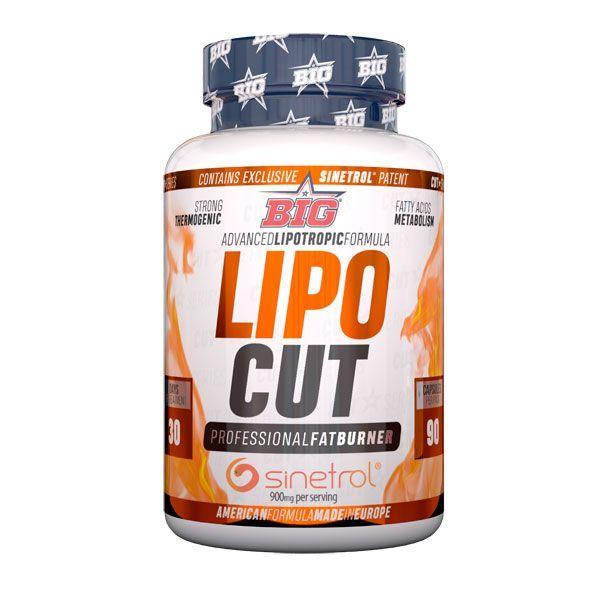 Lipo cut - 90 capsules BIG - 1