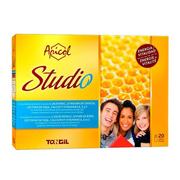 Apicol studio - 20 vials Tongil - 1