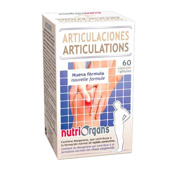 Nutriorgans articulations - 60 capsules Tongil - 1