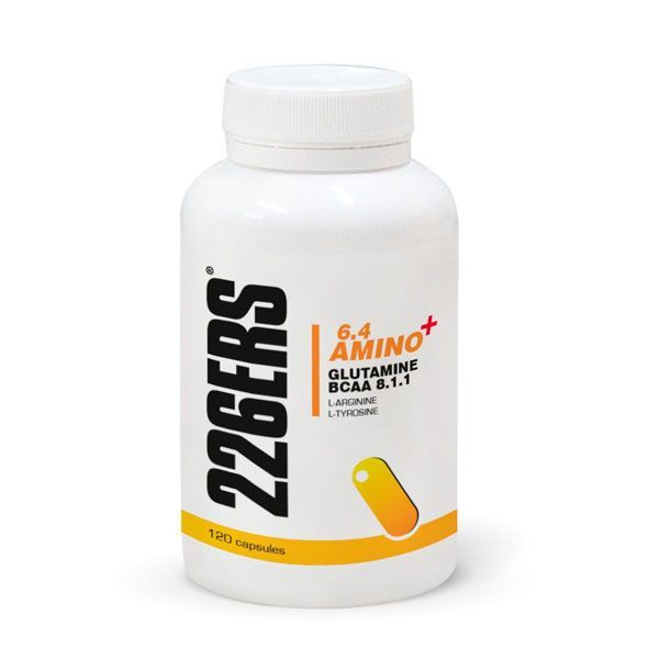 6.4 amino + - 120 capsules 226ERS - 1