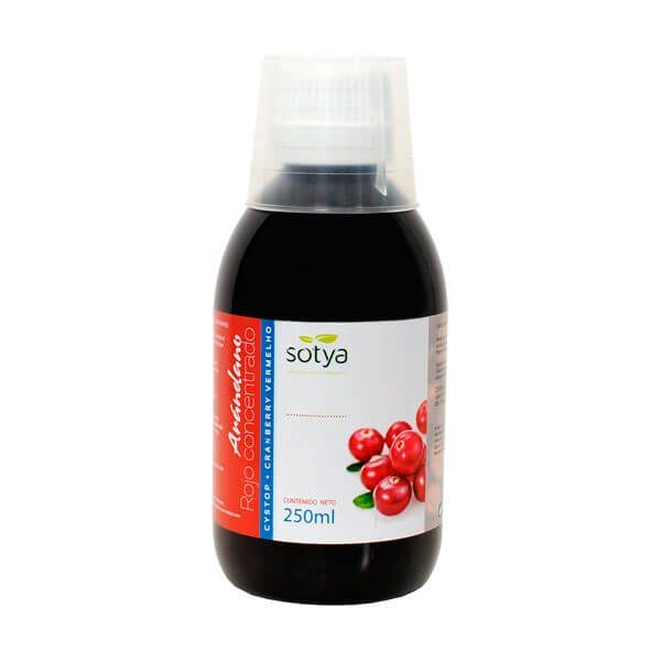 Cranberry concentrate - 250ml Sotya Health Supplements - 1