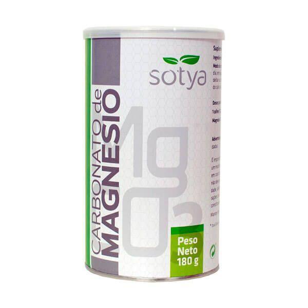 Magnesium carbonate - 180g Sotya Health Supplements - 1