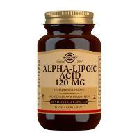 Alpha-Liponsäure 120mg - 60 Vcaps Solgar - 1
