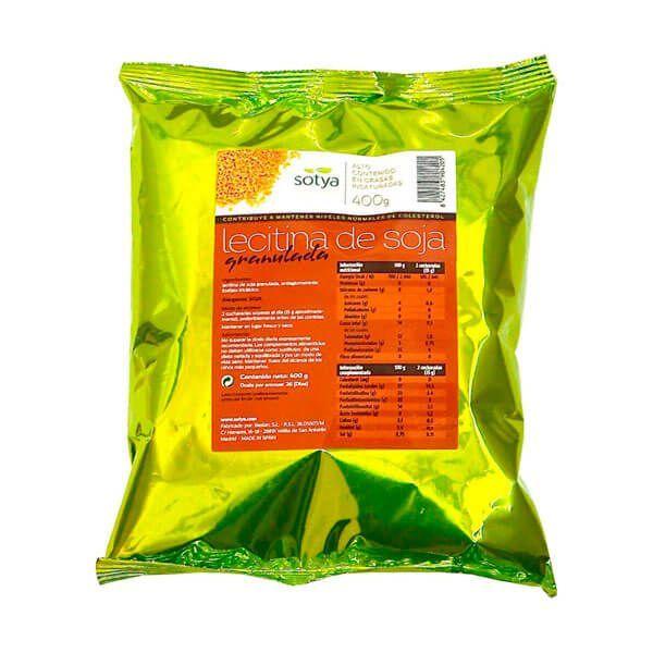 Soy lecithin - 400g Sotya Health Supplements - 1