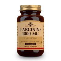 L-Arginine 1000mg - 90 tabs Solgar - 1