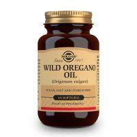 Wild oregano oil - 60 softgels Solgar - 1