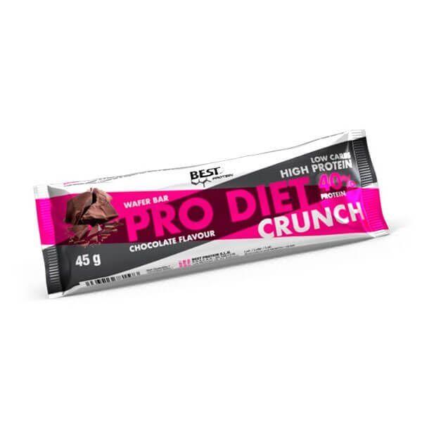 Pro diet crunch - 45g Best Protein - 1