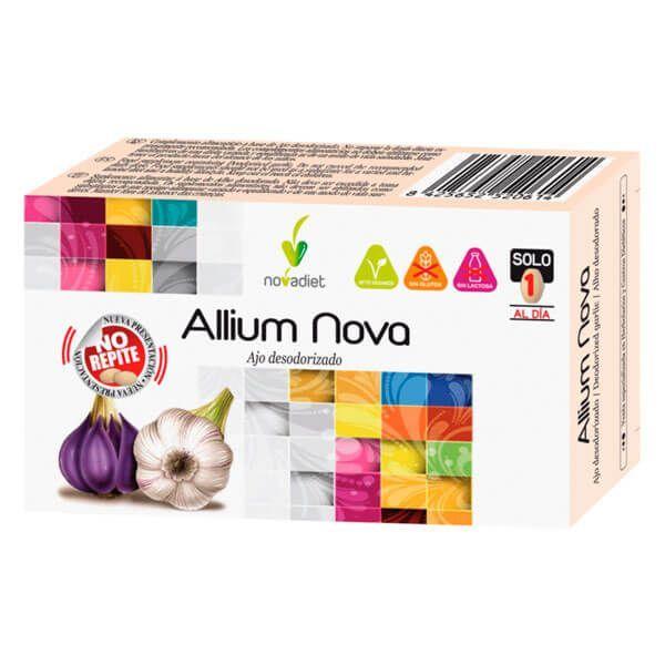 Allium nova - 30 tablets Novadiet - 1