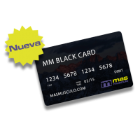 5€ de saldo MM Black Card