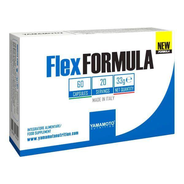 Flex formula - 60 capsules