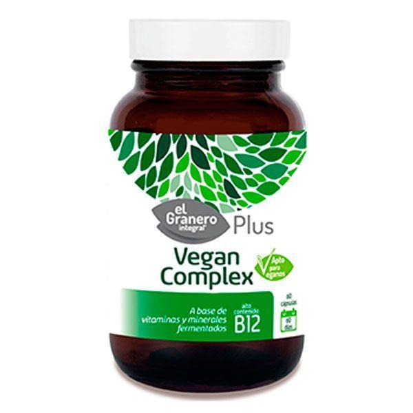 Vegan complex 457mg - 60 capsules