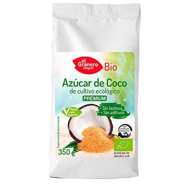 Organic coconut sugar - 350g
