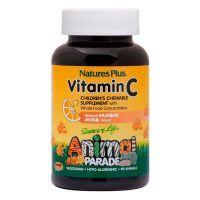 Animal parade vitamin c - 90 tablets