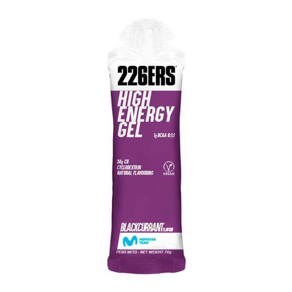 High energy gel bcaas - 76g