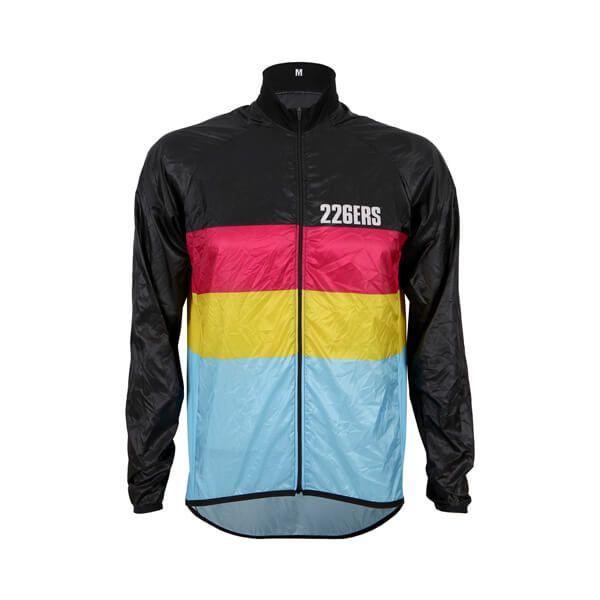 Lightweight wind jacket hydrazero