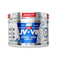 Uv vb vitamin d and boro complex - 60 capsules
