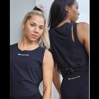 Training vest black