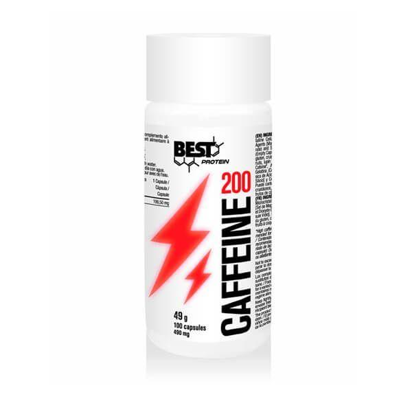Caffeine 200 - 100 capsules