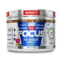 Real focus caffeine free - 100g