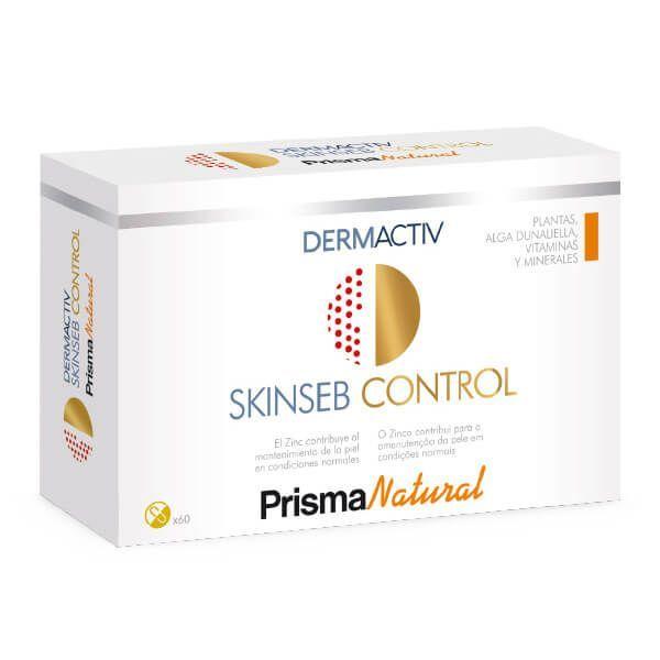 Skinseb control dermactiv - 60 capsules