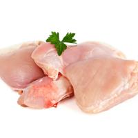 Filetes de contramuslo de pollo - 500g