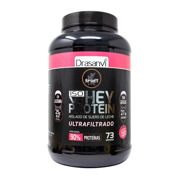 Sport live iso whey protein - 2.2kg
