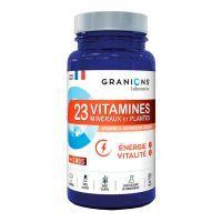 23 vitamins, minerals and plants - 90 tablets