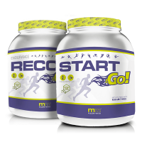 Pack start &go and reco &go + bottle free
