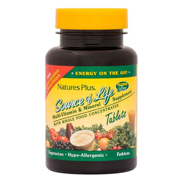 Source of life multivitamin - 60 tablets