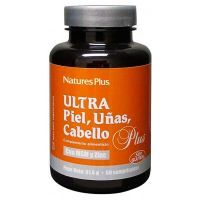 Ultra skin, nails, hair plus - 60 tablets