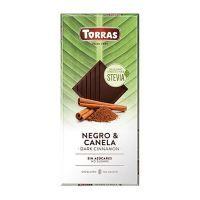Dark chocolate with cinnamon - 125g
