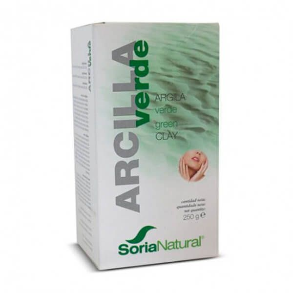 Green clay - 250g