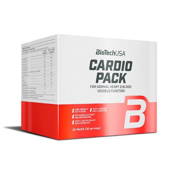 Cardio pack - 30 packs