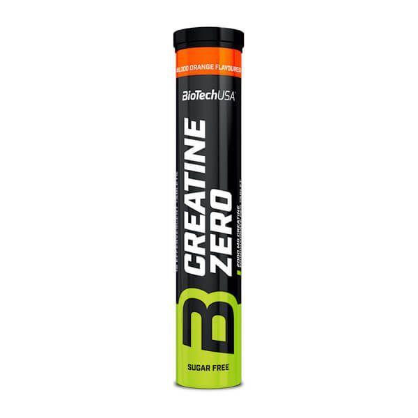 Effervescent creatine zero - 18 tablets