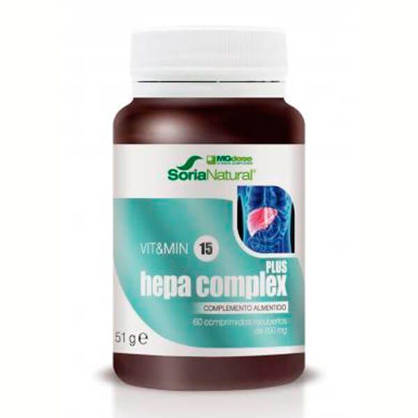 Hepa complex - 60 tablets