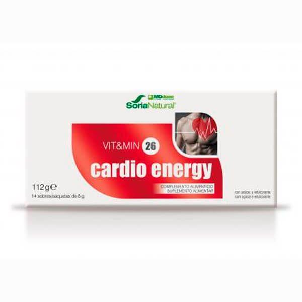 Cardio energy - 14 sachets