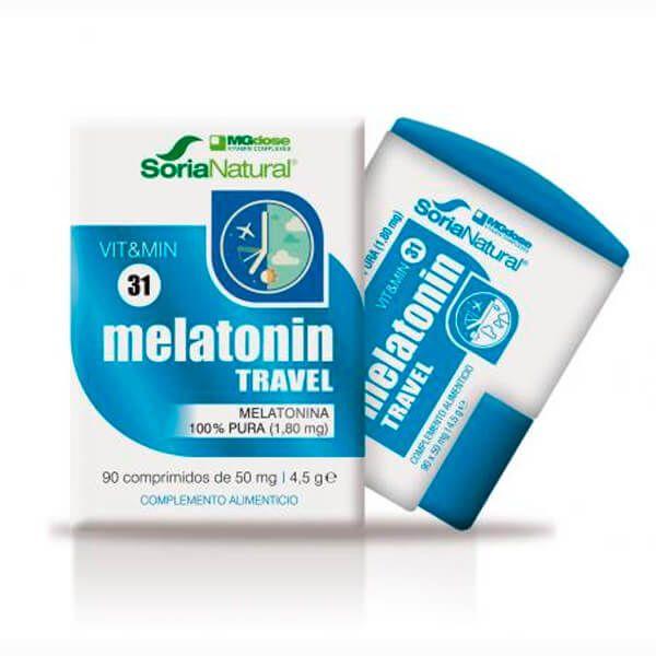 Melatonin travel - 90 tablets