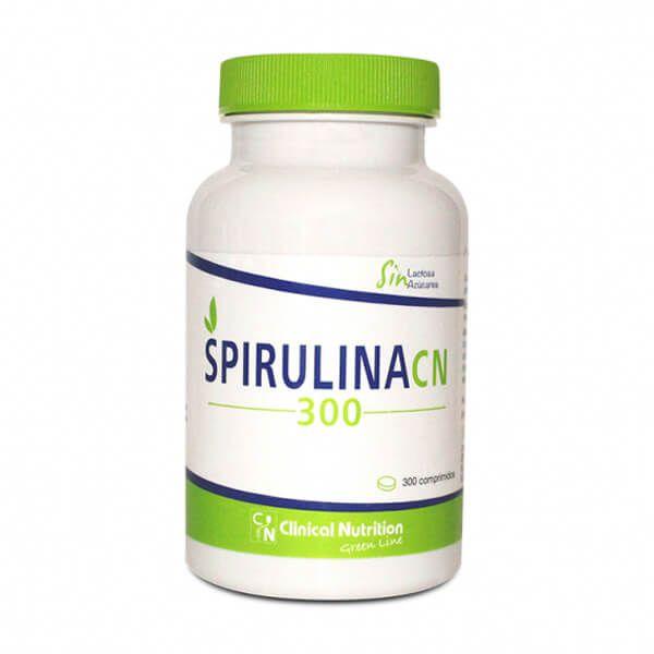 Spirulina - 300 tablets