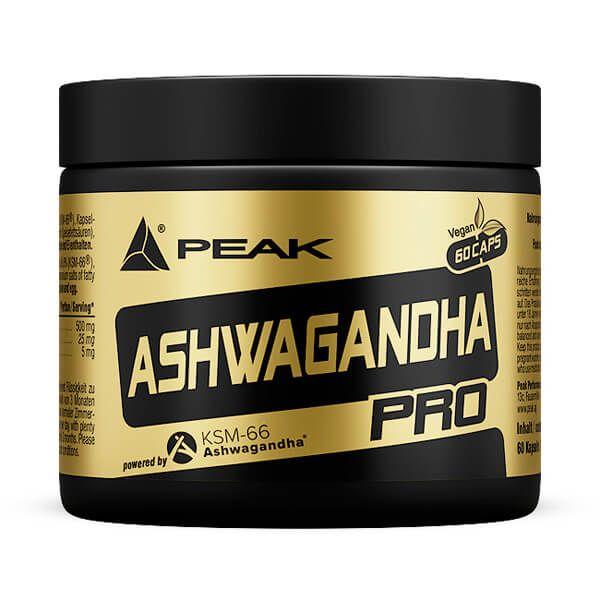 Ashwagandha pro - 60 capsules