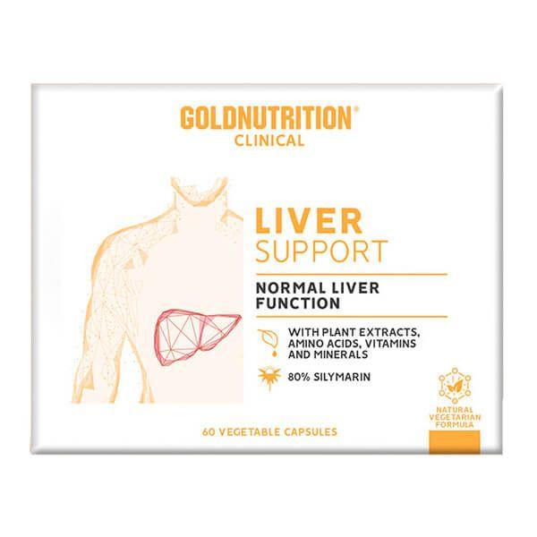 Liver support - 60 capsules