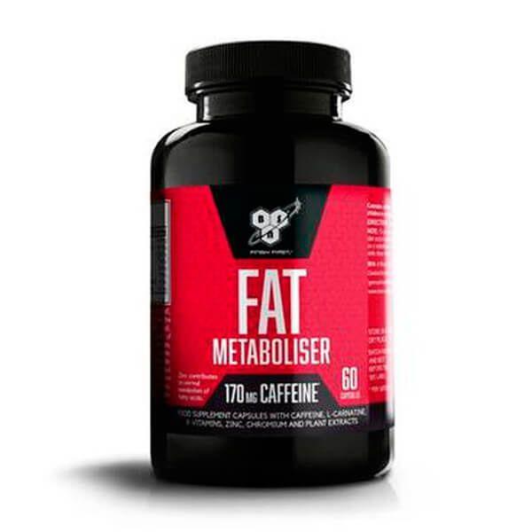 Fat metaboliser - 60 capsules