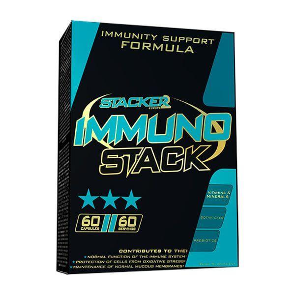 Immuno stack - 60 capsules