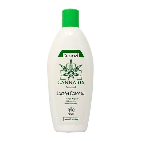Cannabis lotion ecocert bio - 300ml