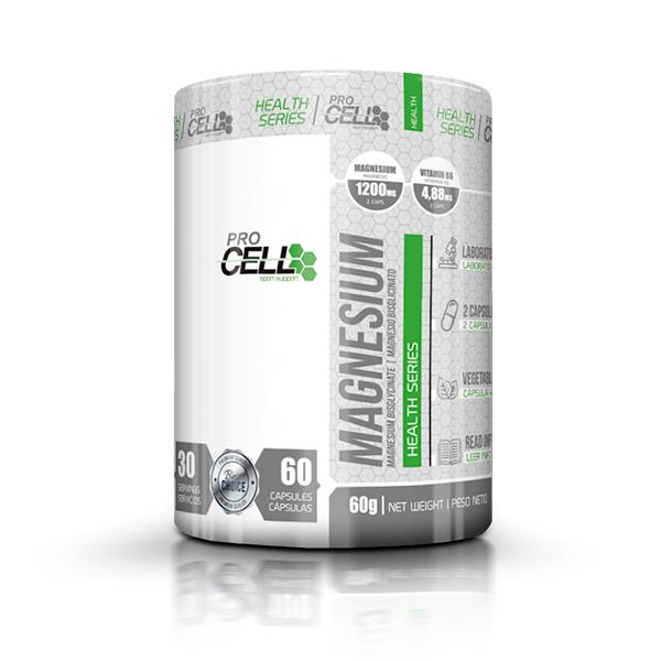 Magnesium - 60 capsules