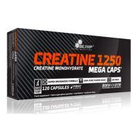 Creatine 1250 Mega Kapseln - 120 Kapseln