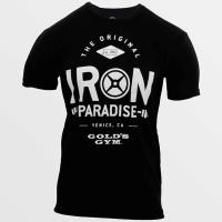 Iron paradise tee